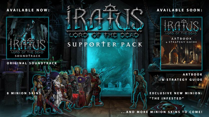Screenshot 1 - Iratus - Supporter Pack