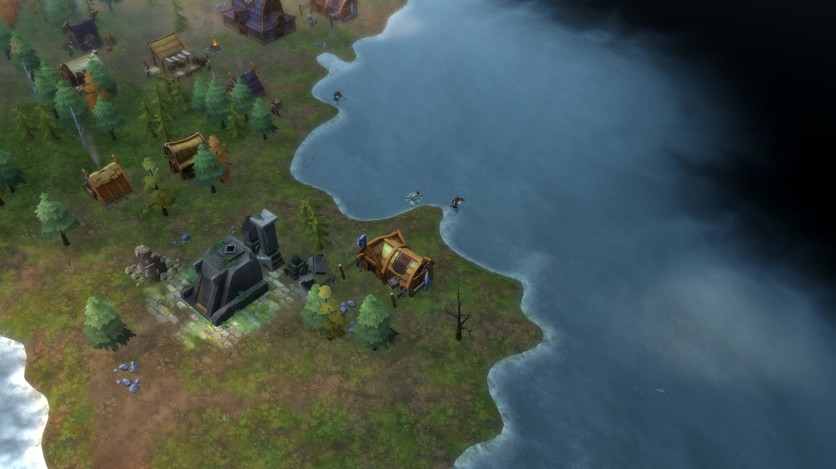 Screenshot 5 - Northgard - Lyngbakr, Clan of the Kraken