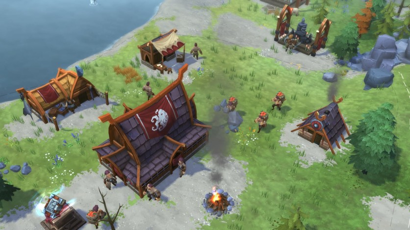 Screenshot 8 - Northgard - Lyngbakr, Clan of the Kraken