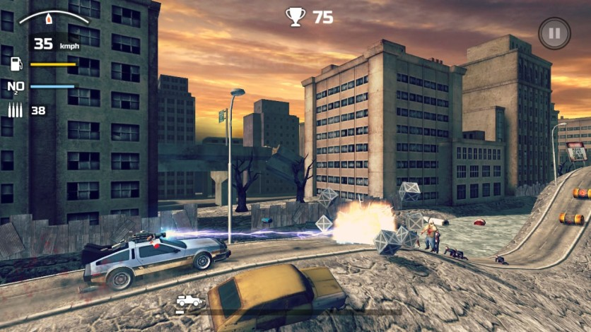 Screenshot 3 - Zombie Derby 2