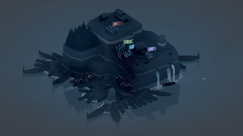 Screenshot 2 - [DLC] Bad North: Jotunn Edition Deluxe Edition Upgrade