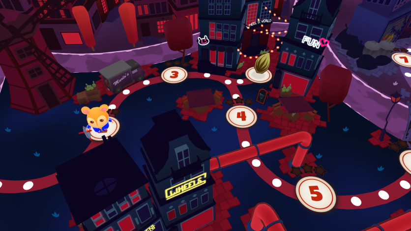 Screenshot 3 - Hamsterdam