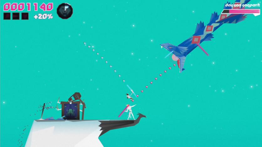 Screenshot 6 - Lichtspeer Double Spear Edition