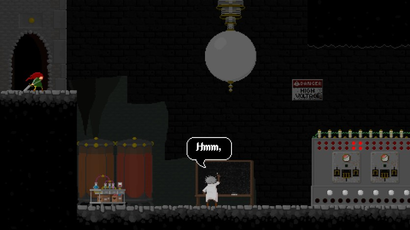 Screenshot 8 - Mable & the Wood