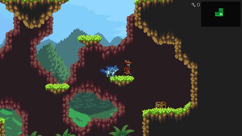 Screenshot 3 - Monster Sanctuary