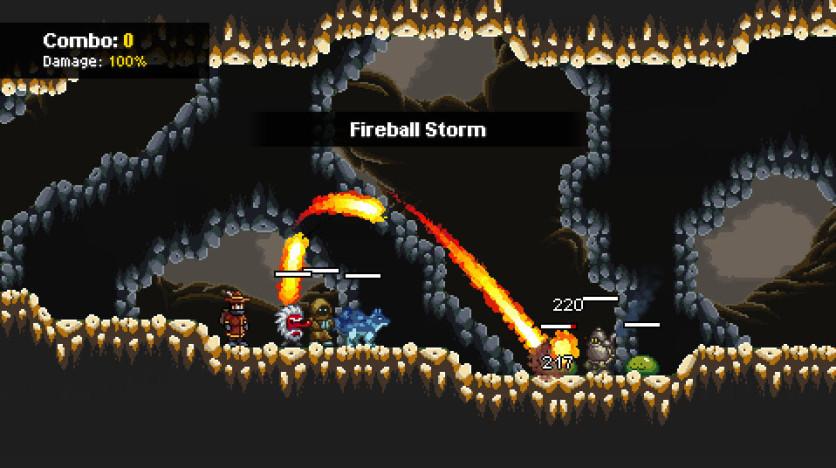 Screenshot 4 - Monster Sanctuary
