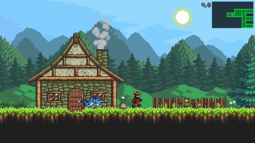 Screenshot 7 - Monster Sanctuary