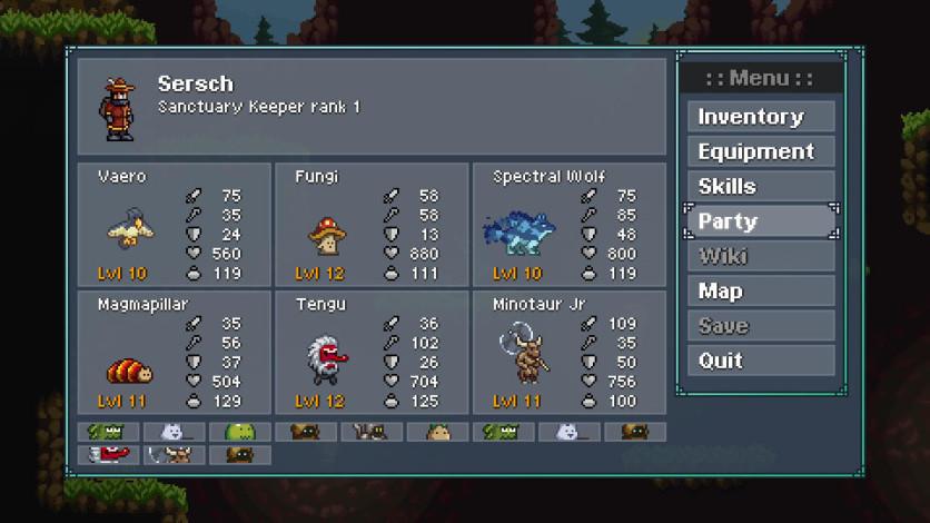 Screenshot 8 - Monster Sanctuary