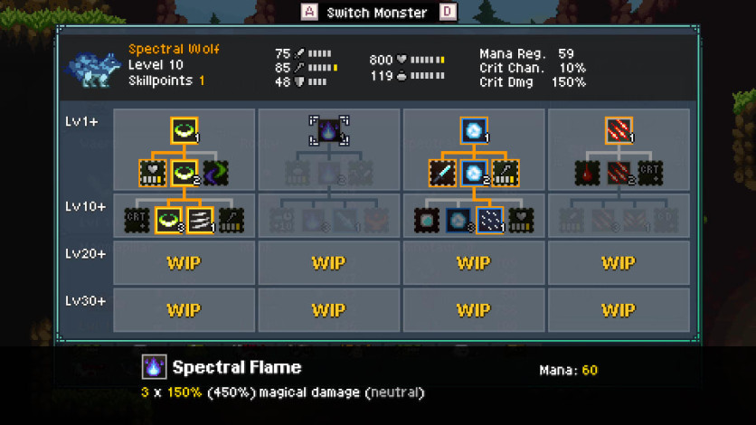 Screenshot 5 - Monster Sanctuary