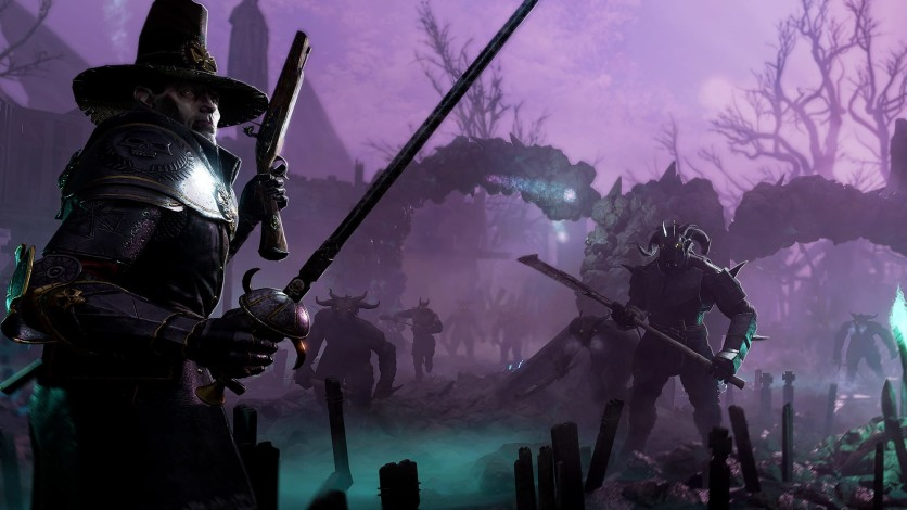 Screenshot 5 - Warhammer: Vermintide 2 - Winds of Magic