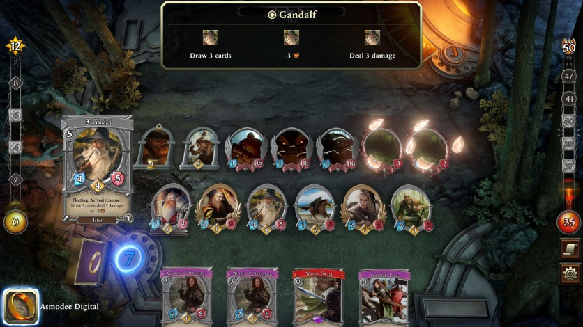 Screenshot 5 - The Lord of the Rings: Adventure Card Game