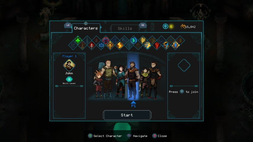 Screenshot 5 - Children of Morta