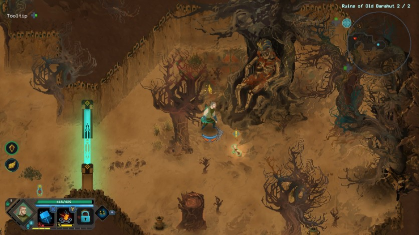 Screenshot 12 - Children of Morta