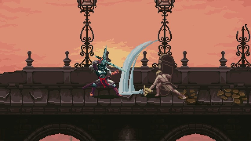 Screenshot 3 - Blasphemous