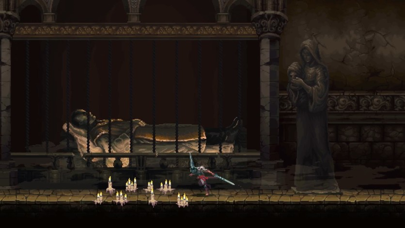 Screenshot 4 - Blasphemous