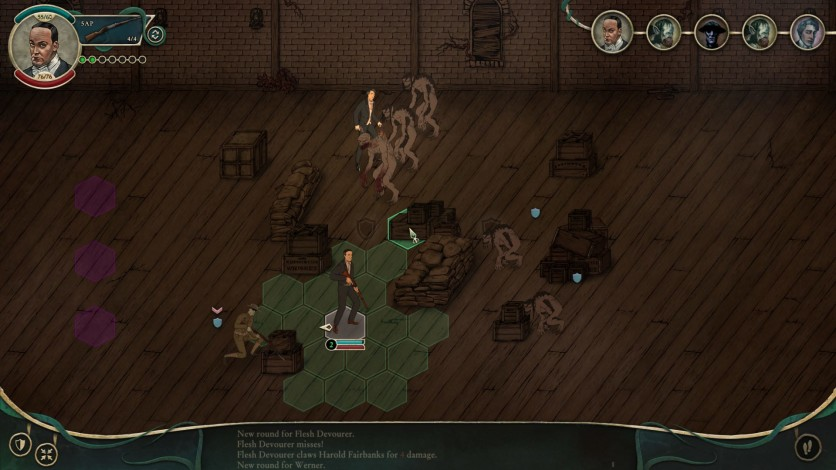 Screenshot 9 - Stygian: Reign of the Old Ones