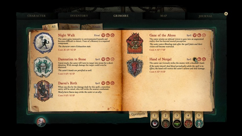 Screenshot 3 - Stygian: Reign of the Old Ones