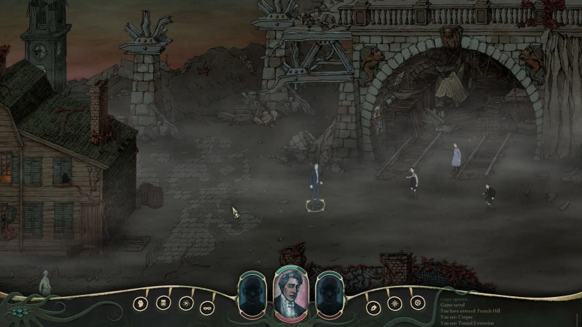 Screenshot 10 - Stygian: Reign of the Old Ones
