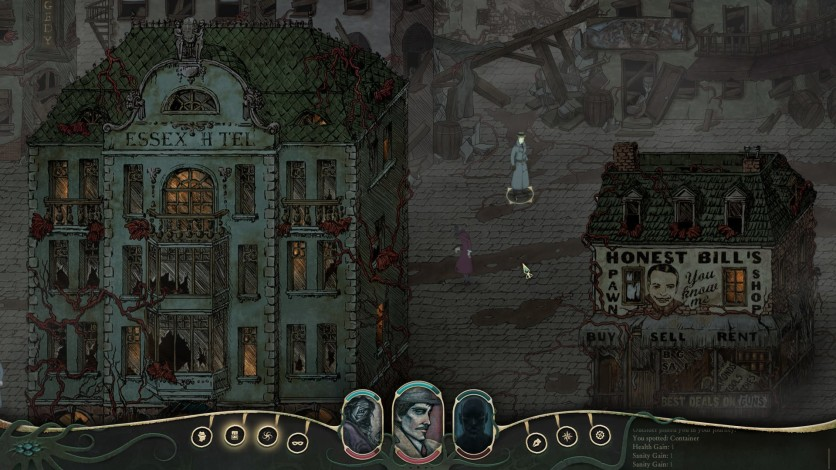 Screenshot 8 - Stygian: Reign of the Old Ones