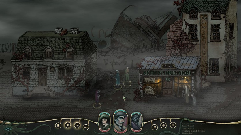 Screenshot 5 - Stygian: Reign of the Old Ones