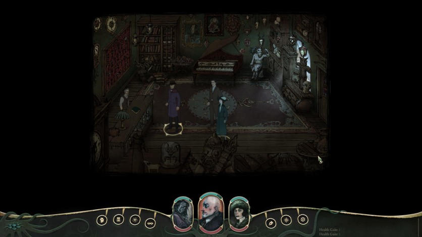 Screenshot 4 - Stygian: Reign of the Old Ones