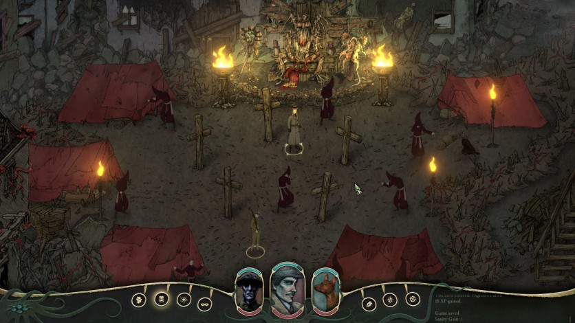 Screenshot 7 - Stygian: Reign of the Old Ones