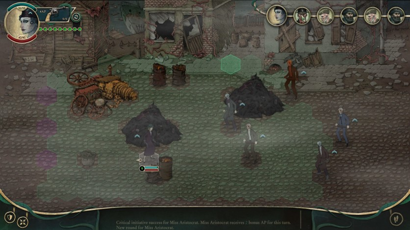 Screenshot 6 - Stygian: Reign of the Old Ones