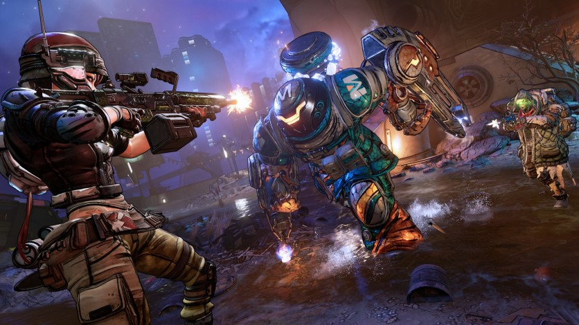 Screenshot 3 - Borderlands 3 Super Deluxe