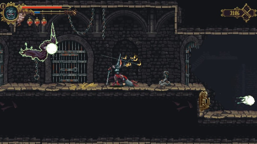 Screenshot 8 - Blasphemous - Deluxe Edition