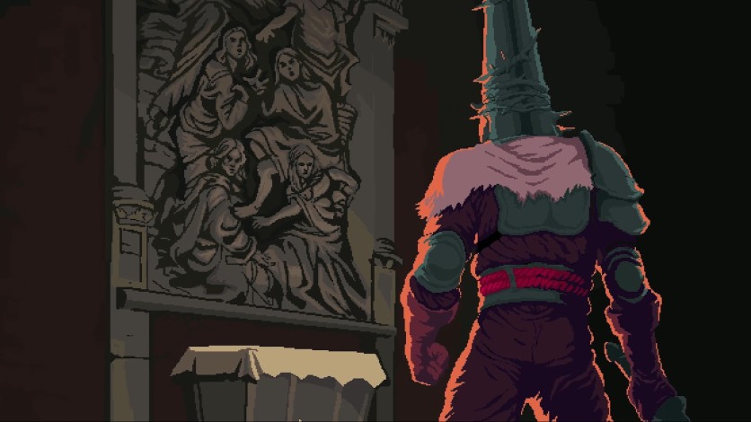 Screenshot 2 - Blasphemous - Deluxe Edition