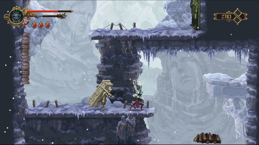 Screenshot 4 - Blasphemous - Deluxe Edition