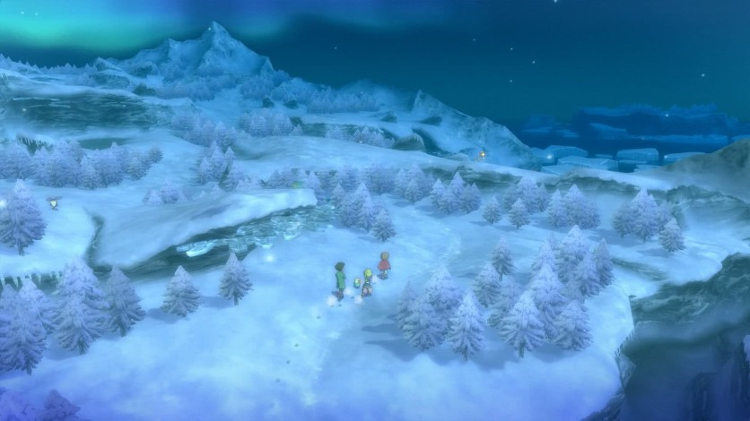 Screenshot 2 - Ni no Kuni Wrath of the White Witch Remastered