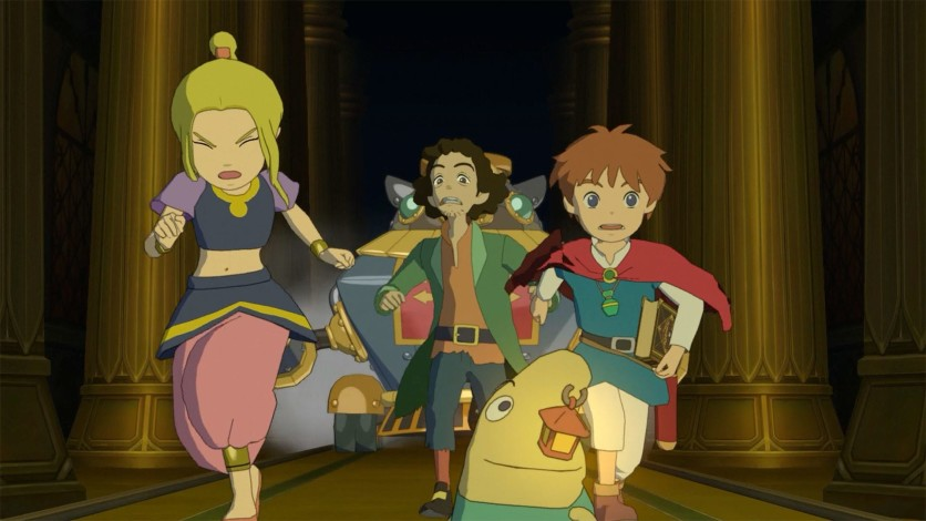 Screenshot 5 - Ni no Kuni Wrath of the White Witch Remastered