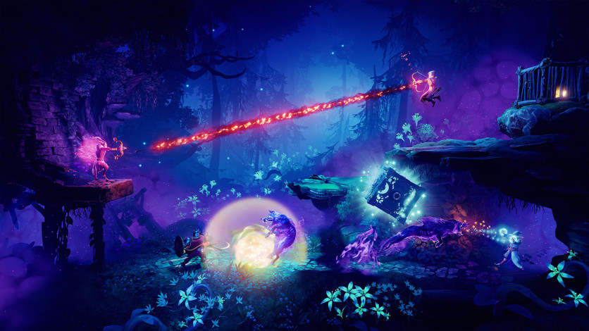 Screenshot 10 - Trine 4: The Nightmare Prince