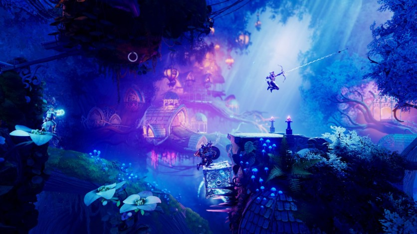 Screenshot 3 - Trine 4: The Nightmare Prince