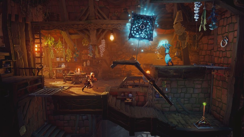 Screenshot 9 - Trine 4: The Nightmare Prince
