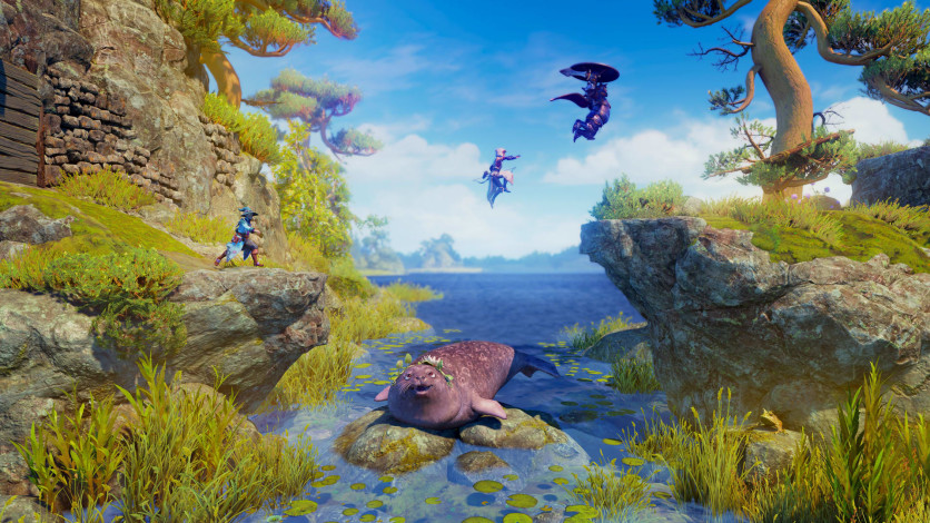 Screenshot 11 - Trine 4: The Nightmare Prince