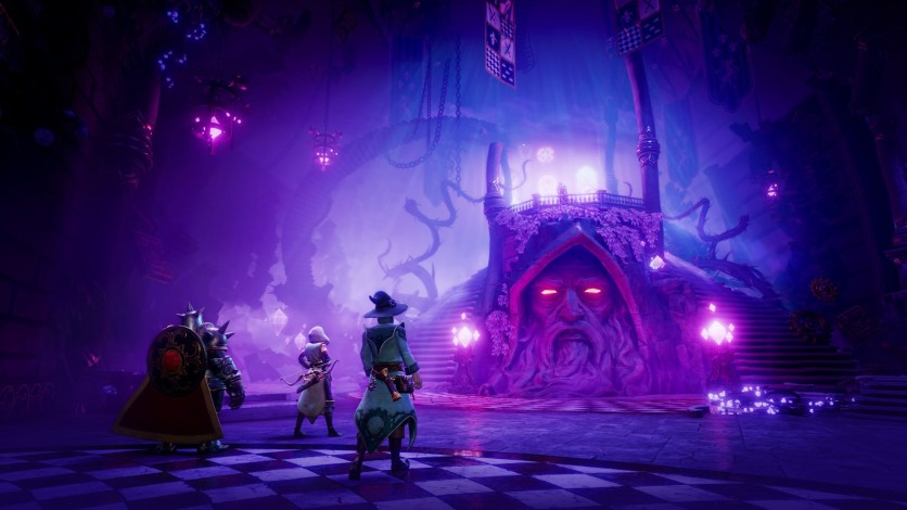 Screenshot 4 - Trine 4: The Nightmare Prince