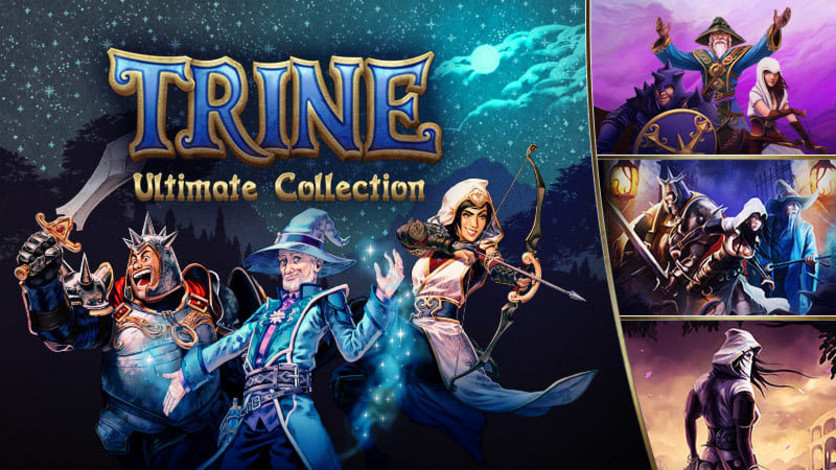 Screenshot 2 - Trine: Ultimate Collection