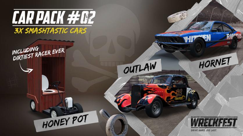 Screenshot 3 - Wreckfest - Season Pass 1