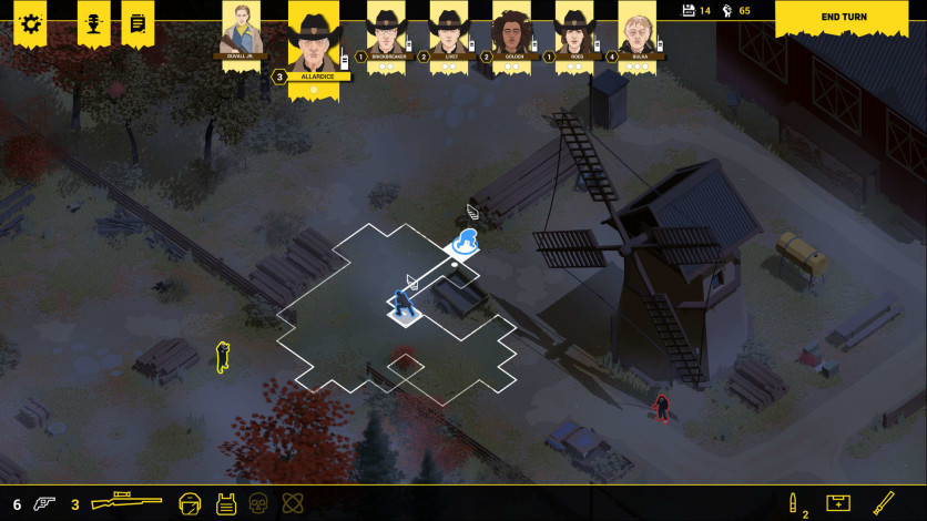 Screenshot 17 - Rebel Cops