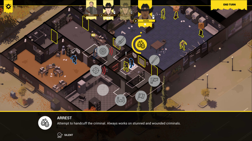 Screenshot 6 - Rebel Cops
