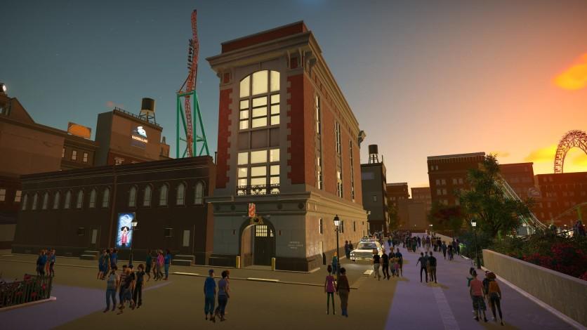 Screenshot 7 - Planet Coaster: Ghostbusters