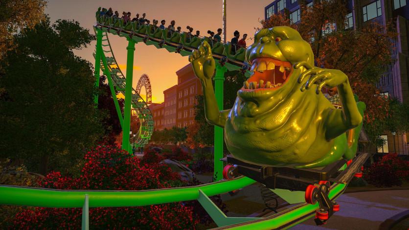 Screenshot 5 - Planet Coaster: Ghostbusters