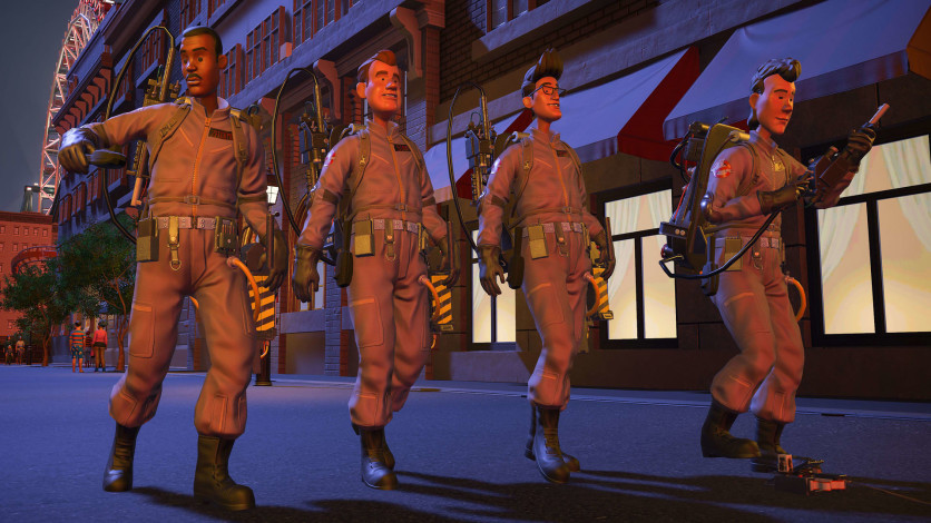 Screenshot 2 - Planet Coaster: Ghostbusters