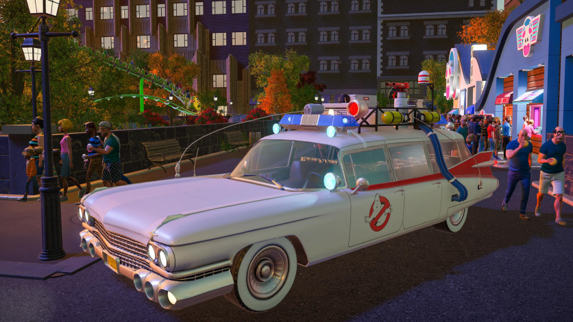 Screenshot 4 - Planet Coaster: Ghostbusters