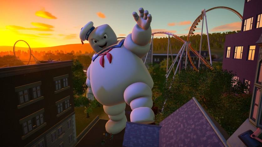 Screenshot 3 - Planet Coaster: Ghostbusters