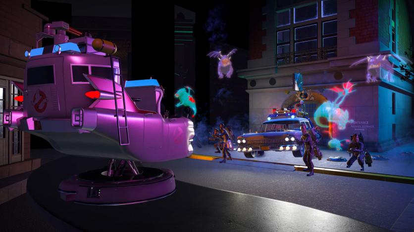 Screenshot 6 - Planet Coaster: Ghostbusters