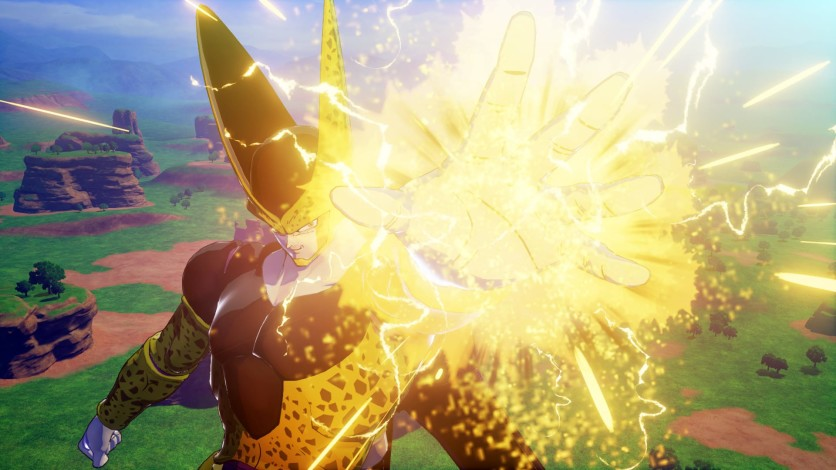 Screenshot 7 - DRAGON BALL Z: KAKAROT