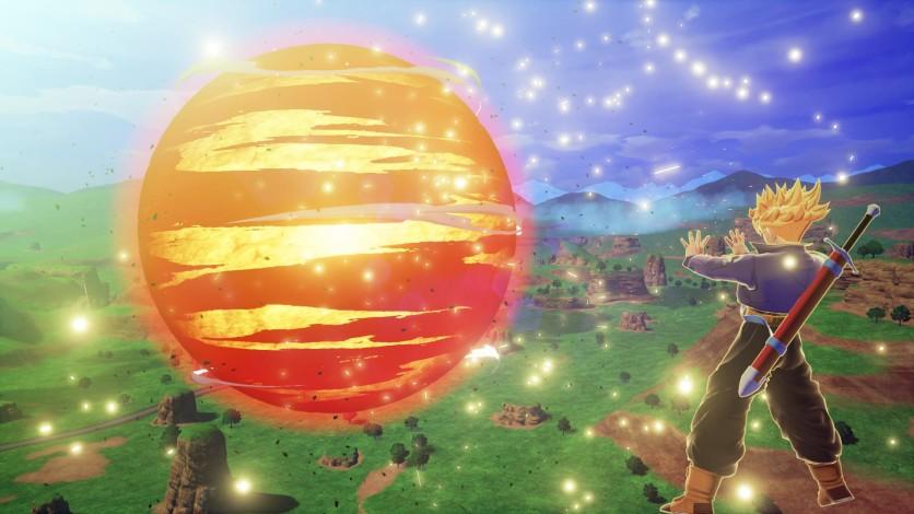 Screenshot 2 - DRAGON BALL Z: KAKAROT - Deluxe Edition